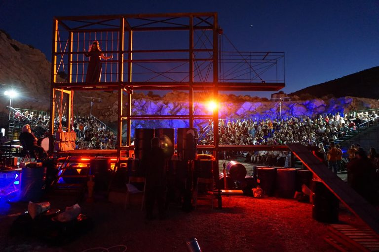 stage bioMechanical festival